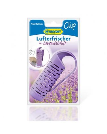 HUMYDRY® Lufterfrischer Clip mit Lavendelduft