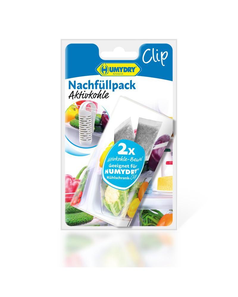 HUMYDRY® Kühlschrank-Frisch Nachfüllpack 2x15g
