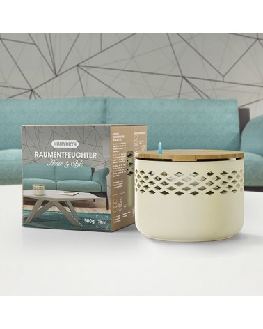 HUMYDRY® Raumentfeuchter Home & Style 500g