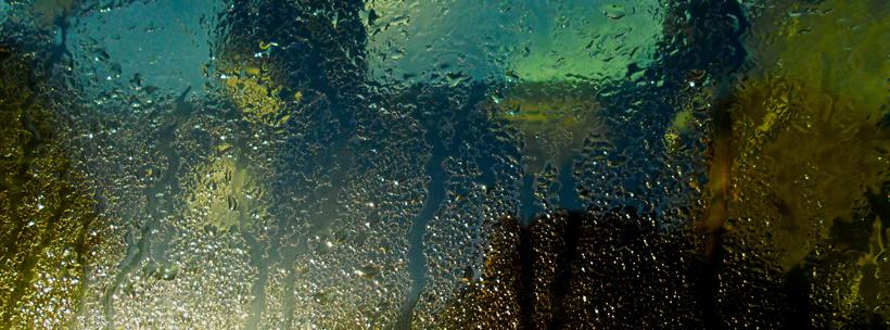 Feuchtigkeit Fenster