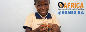 Geschichten aus OAfrika und Humex S.A: Phillip möchte Artzt werden