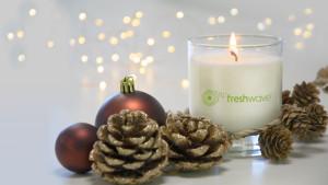 Weihnachten ohne Schlechte Gerüche und Feuchtigkeit