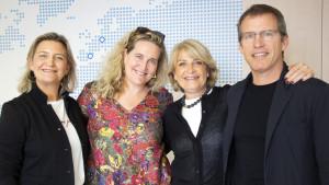 Interview von Lisa Lovatt-Smith, Gründerin von OAfrica