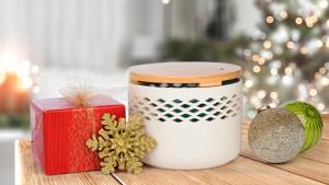 Weihnachten ohne Feuchtigkeit und unangenehmen Gerüchen